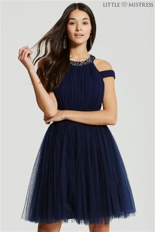 Little Mistress Tulle Prom Dress