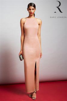 Rare Strap Back Maxi Dress