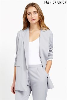 Fashion Union Oversized Blazer
