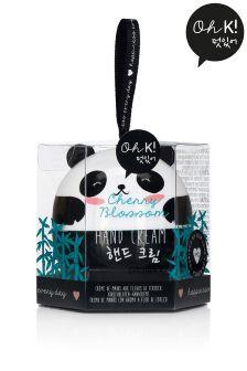 Oh K! Panda Cherry Blossom Hand Cream