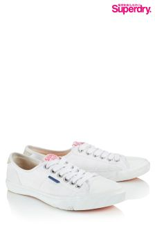 Superdry Low Pro Lace Up Pumps