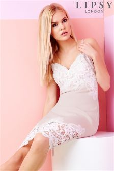 Lipsy Lingerie Cami Body Dress