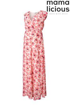 Mamalicious Maternity Maxi Dress