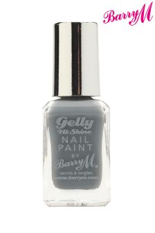Barry M Gelly High Shine Nail Paint - Acai Smoothie
