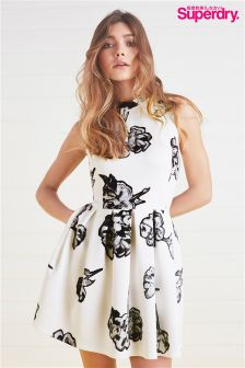Superdry Premium Scuba Dress