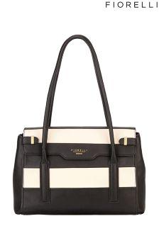 Fiorelli Contrast Stripe Flapover Bag