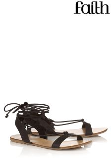 Faith Gladiator Sandals