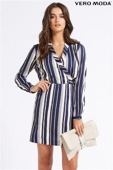 Vero Moda Stripe Shift Dress