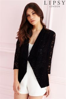 Lipsy Lace Jacket