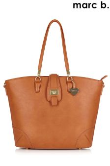 Marc B Structured Shopper Bag
