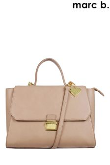 Marc B Top Handle Bag