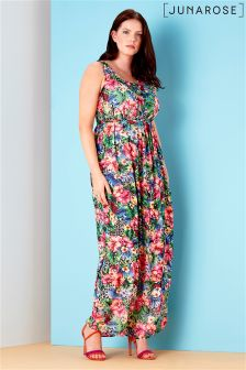Junarose Sleeveless Maxi Dress