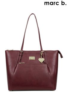 Marc B Shopper Tote Bag