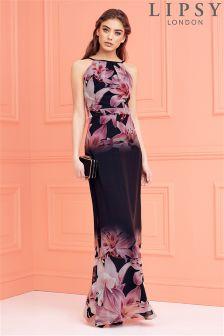 Lipsy Print Floral Maxi