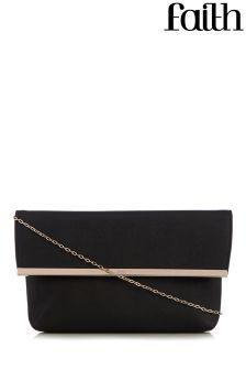 Faith Classic Clutch Bag