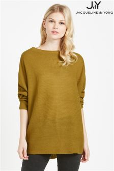 JDY 3/4 Sleeve Jumper