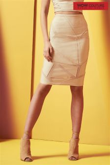 Wow Couture Bandage Skirt