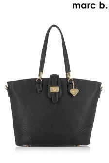 Marc B Structured Shopper Bag