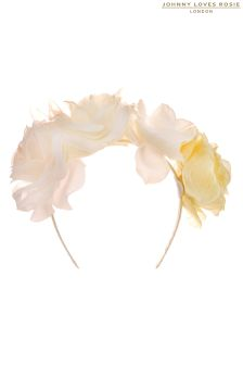 Johnny Loves Rosie Isla Floral Hairband