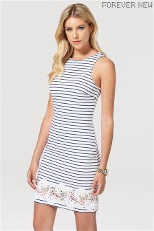 Forever New Stripe Shift Dress
