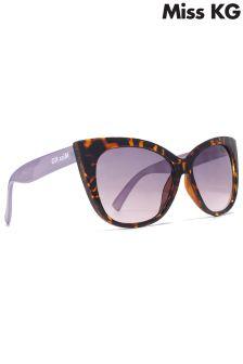 Miss Kg Glamorous Cateye Sunglasses