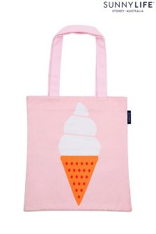 Sunnylife Ice Cream Tote Bag