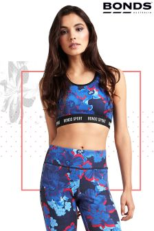 Bonds Bodycool Crop Top