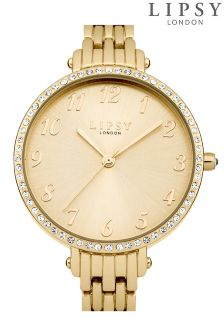 Lipsy Diamond Detail Watch
