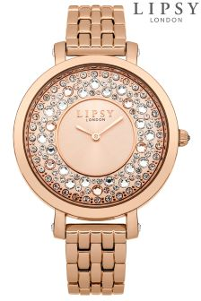 Lipsy Diamond Inlay Watch