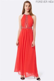 Forever New Embellished Maxi Dress