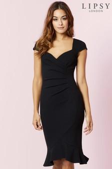 Womens Black Evening Dresses | Black Occasion Dresses | Next UK