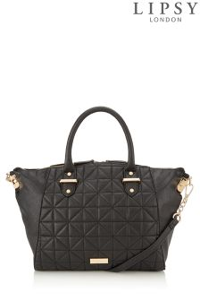 Lipsy Quilted Tote Bag