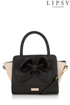 Lipsy Contrast Wing Bow Grab Bag