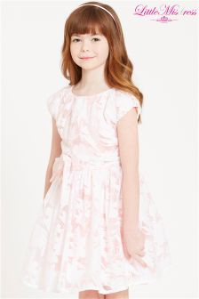 Little Misdress Patterned Occasion Dress