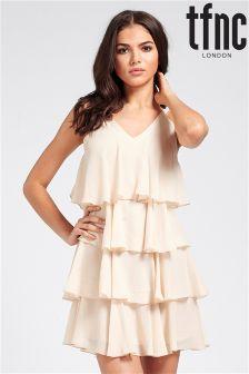 tfnc Four Layered Mini Dress