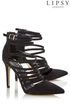 Lipsy Strappy Court Shoes