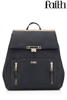 Faith Zip Detail Premium Back Pack