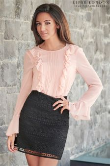 Lipsy Love Michelle Keegan Lace Skirt