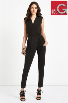 Wal G Wrap Jumpsuit