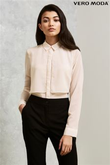 Vero Moda Double Layered Shirt