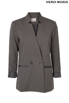 Vero Moda Double Breasted Blazer
