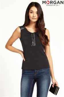 Morgan Sleeveless Top