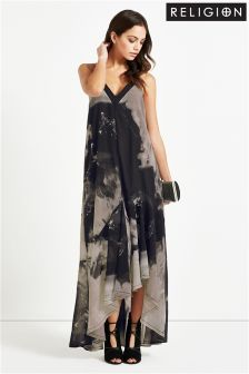 Religion Cami Maxi Dress