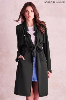 Anita & Green Long Sleeve Mac