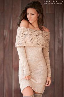 Lipsy Love Michelle Keegan Bardot Dress
