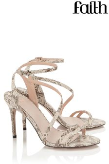 Faith Strappy Sandal