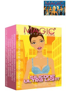 Magic Body Fashion Silicone Ultra Light