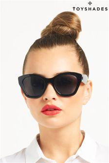 Toy Shades Cat Eye Sunglasses