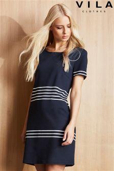 Vila Stripe Dress