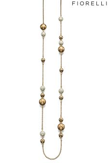 Fiorelli Costume Pearl Bead Necklace